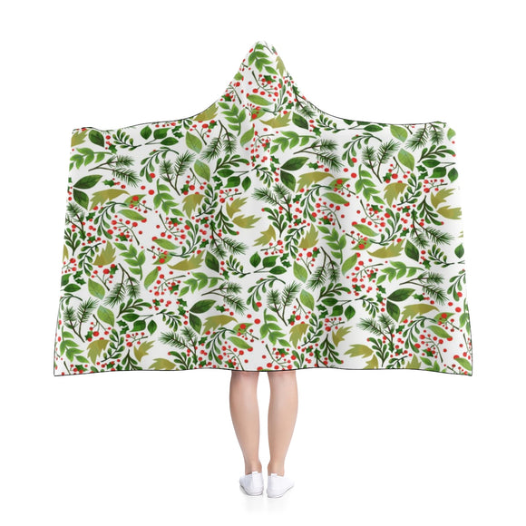Holly Hooded Blanket (Adult Size)