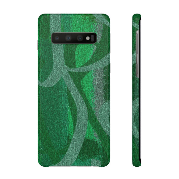 Marshes Samsung Galaxy S10 Series Snap Cases