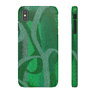 Marshes iPhone 7 8 & X Series Snap Cases
