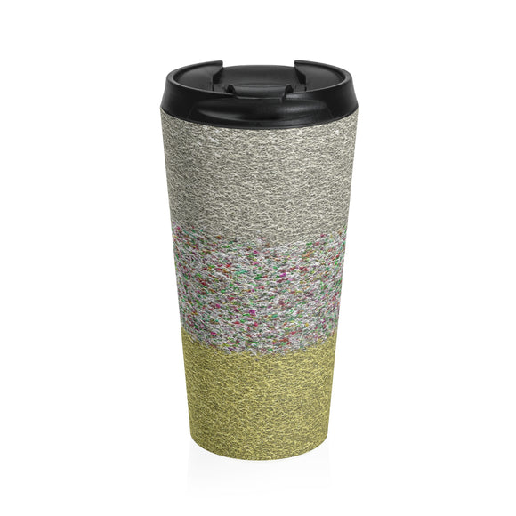 A Triple Travel Mug