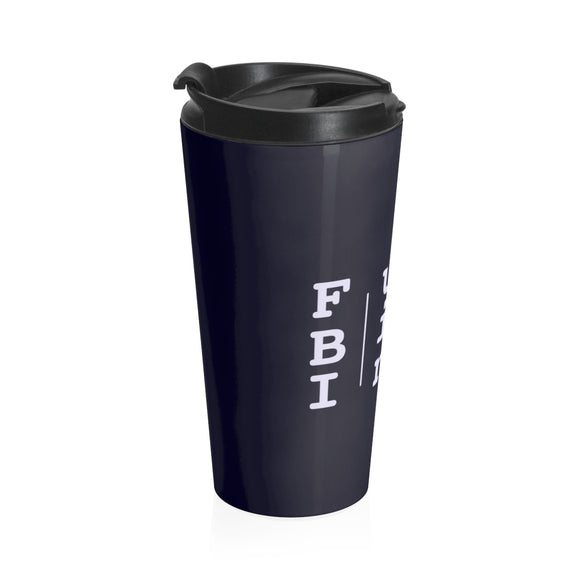 Criminal Case: F*B*I* Travel Mug