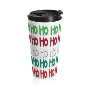 HO HO HO Travel Mug