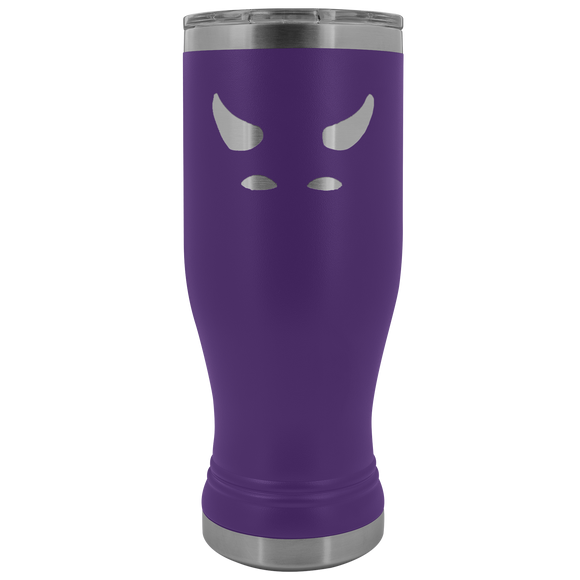 The Horns 20 Ounce BOHO Stainless Steel Tumbler (12 Colors)