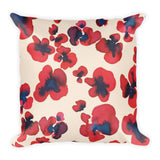 Sweet Blooms Square Pillow
