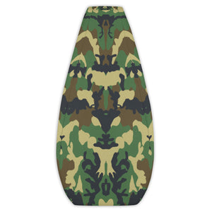 Woodland Green Camouflage Bean Bag Chair Cover