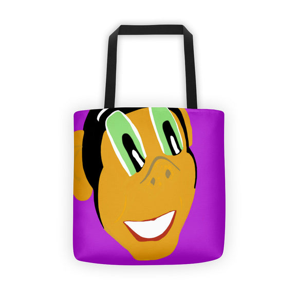 Miss Dee (purple) Tote