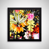 London Flower Show Framed Poster
