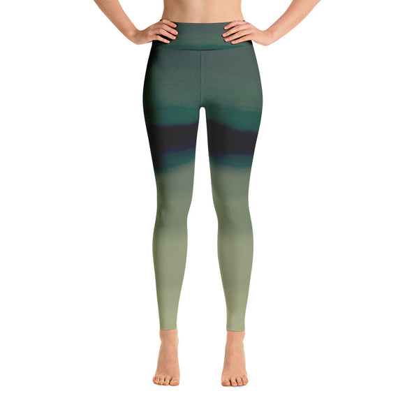 Strong Waves Yoga Legging