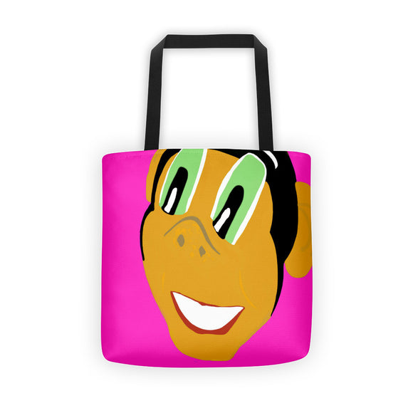 Miss Dee (Berry) Tote bag