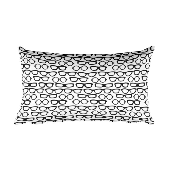 Specs Accent Pillow