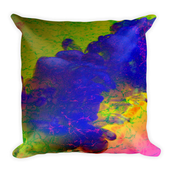 CC Explosion Square Pillow