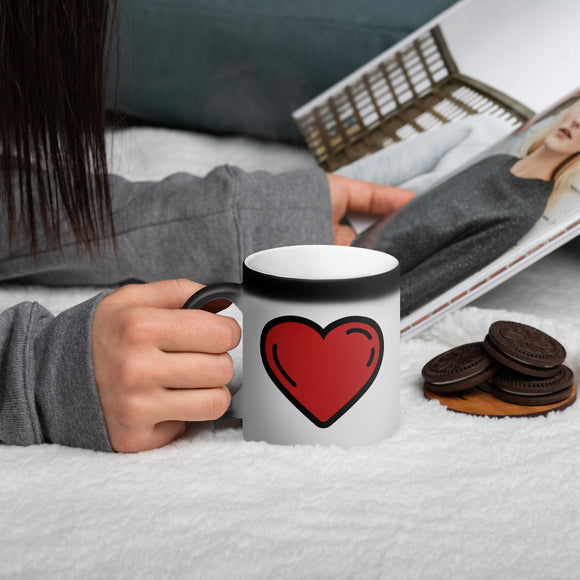 A Heart Like Magic Mug (11 Ounce)