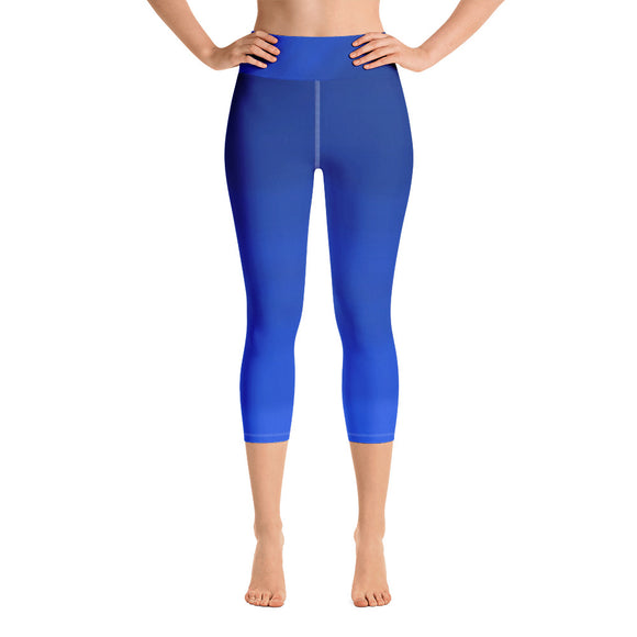 Clarity Yoga Capri Leggings