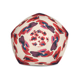 Sweet Blooms Bean Bag Chair w/ filling