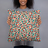 Kaleidoscope Super Soft Stuffed Pillows (2 sizes)