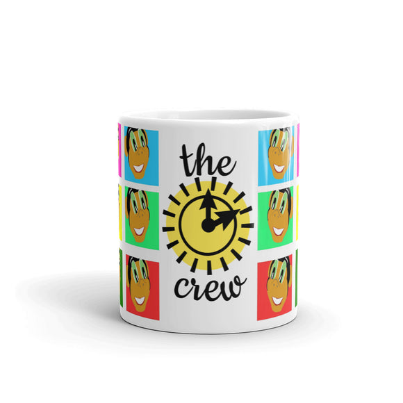 The Afternoon Crew 11 Ounce Mug