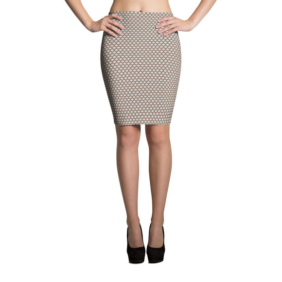 Chryss H Pencil Skirt