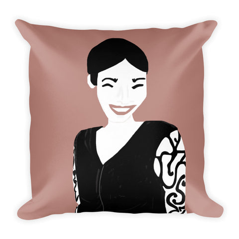 Bellisima's Tickled Pink Pillow
