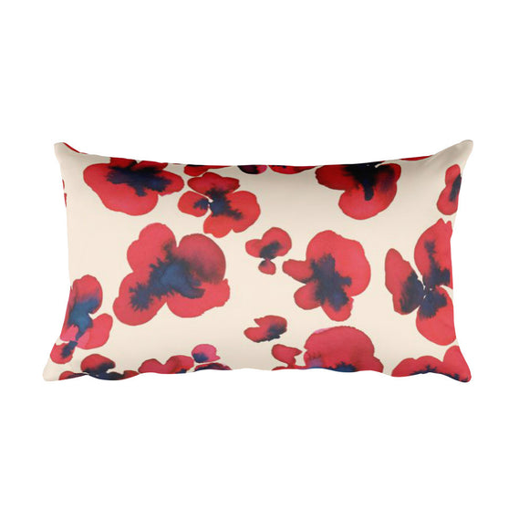 Sweet Blooms Accent Pillow