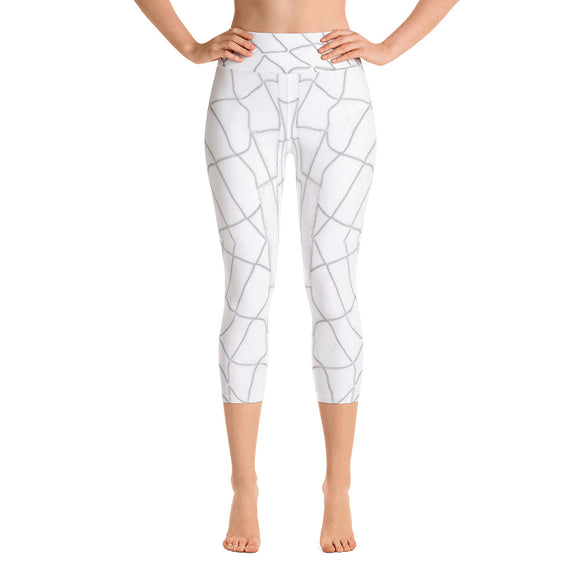 Blank Canvas Yoga Capri Leggings