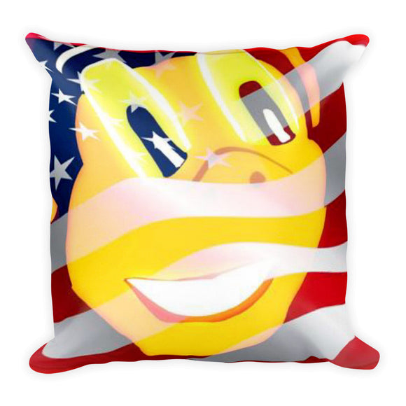 Miss Dee American Cheer Pillow