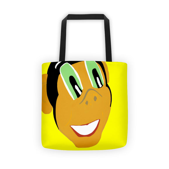 Miss Dee (Sunny Yellow) Tote