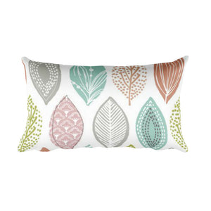 Leaves Soft Accent Pillow