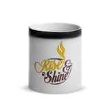 Rise & Shine Glossy 11 Ounce Magic Mug