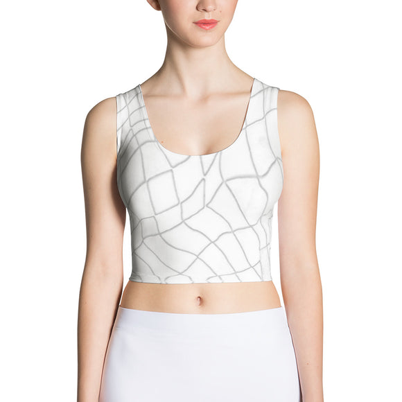 Blank Canvas Fit Crop Top