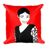 Bellisima's Red Hot Pillow