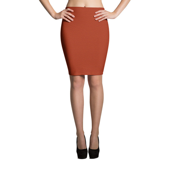 Chryss M Pencil Skirt