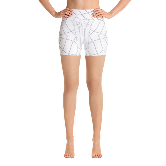 Blank Canvas Yoga Shorts