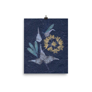 Pressed Dry Flower Poster 4