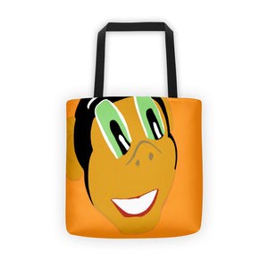 Miss Dee (orange) Tote