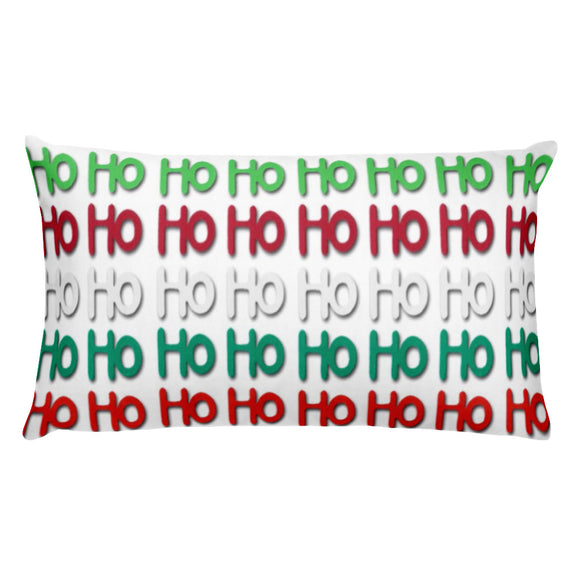 HO HO HOs Accent Pillow