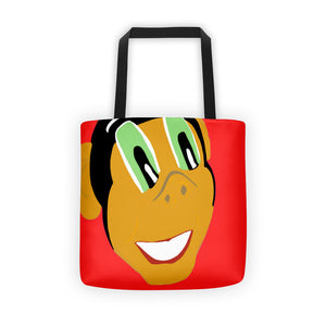 Miss Dee (red) Tote