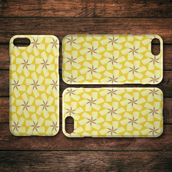 Butterscotch Humbug iPhone Cases--Series 6 - 11 Pro Max (Slim & Tough)
