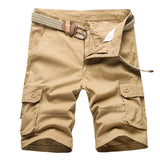 Men's Casual Cargo Shorts (Sizes 29-46)