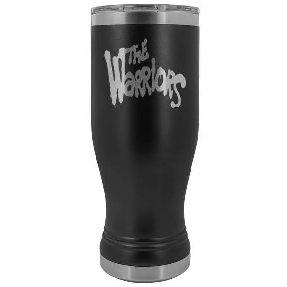The Warriors 20 ounce BOHO Stainless Steel Tumbler (12 colors)