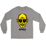 REAL & Nosferatu Smile Men's Long Sleeve Shirts-Combo Deal
