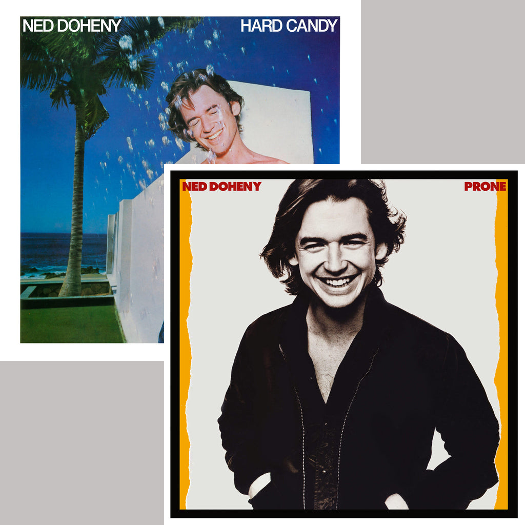 Ned Doheny | Hard Candy + Prone | 2 LPs