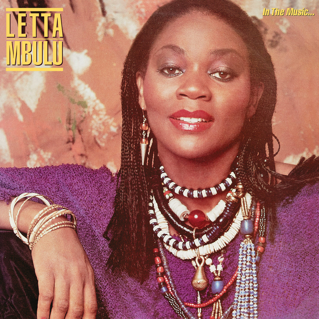 Letta Mbulu | In The Music… The Village Never Ends | LP