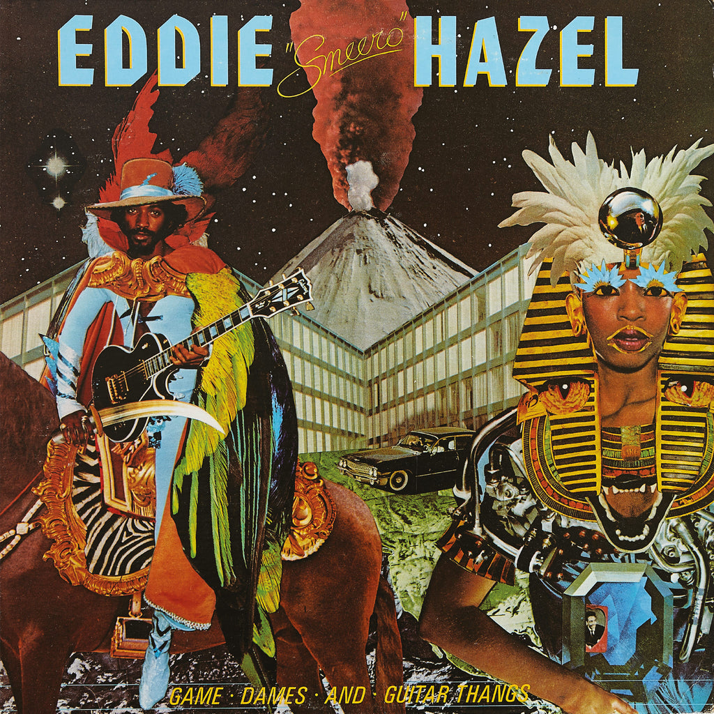 Eddie Hazel | Game, Dames And Guitar Thangs | LP