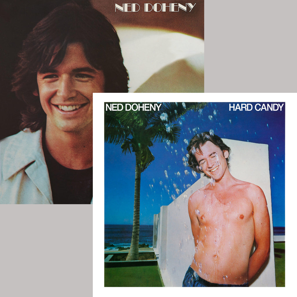 Ned Doheny | Ned Doheny + Hard Candy | 2 LPs