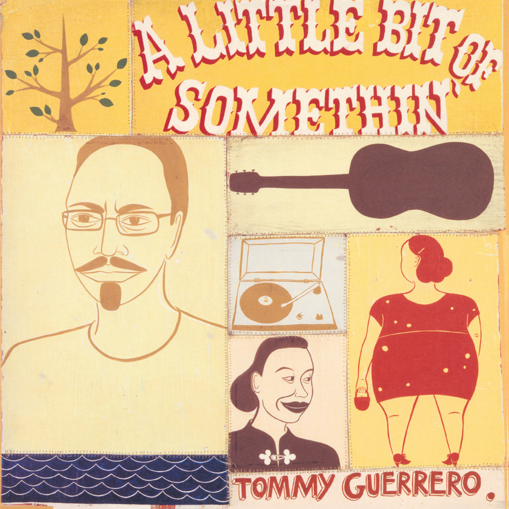 Tommy Guerrero | A Little Bit Of Somethin' | double LP