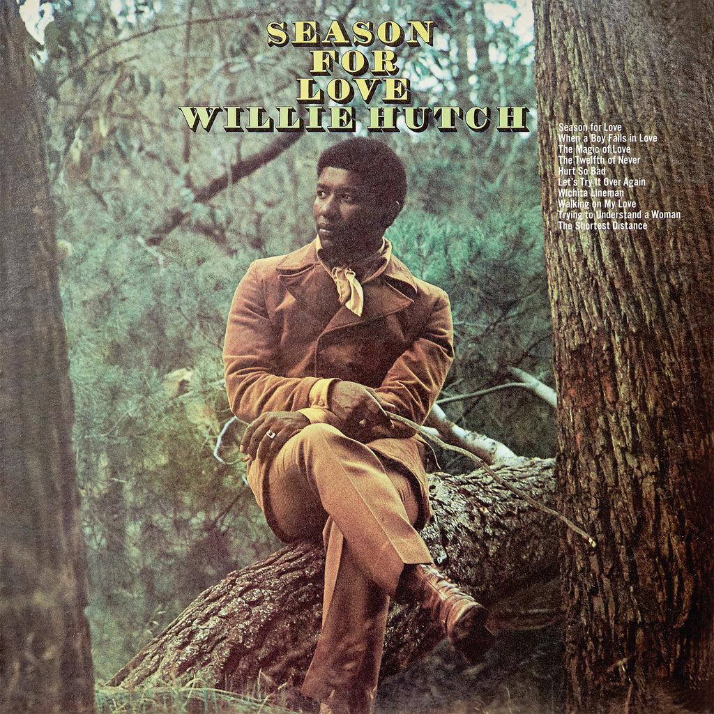 Willie Hutch | Season For Love | LP