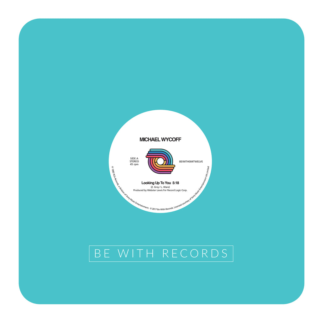 Michael Wycoff | Looking Up To You / Diamond Real (Tee Scott Dub Mix) | 12""