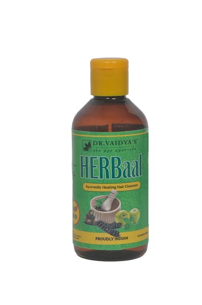 Herbaal - Hair Cleanser (200ml)  (previously Herbi Shampoo)