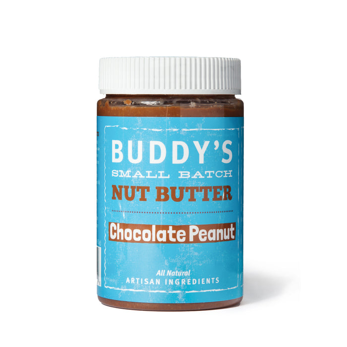 Buddy's Chocolate Peanut Butter (3 Pack of Jars)