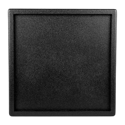 "Skar Audio AR1X12V - Single 12"" Armor Coated Ported Subwoofer Enclosure with Kerf Port - Side Image"